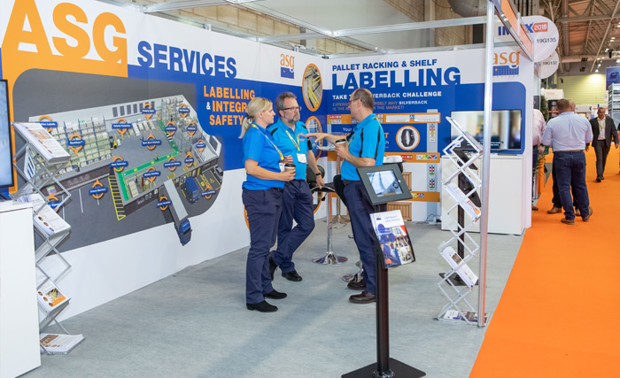 ASG Stand IMHX 2019