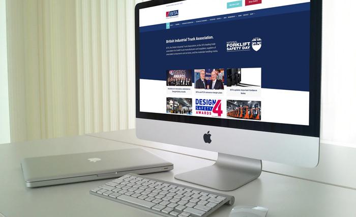 Website Design for BITA