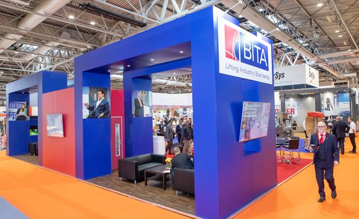 BITA stand at IMHX 2019