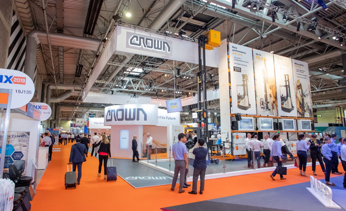 Crown Stand IMHX 2019