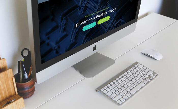 Website Design for Libra Systems UK